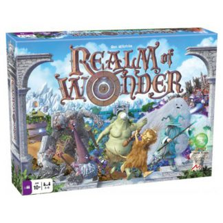 Realm of Wonder Board Game by Tactic Games